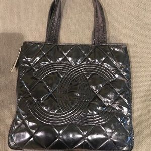 Chanel Expandable Tote